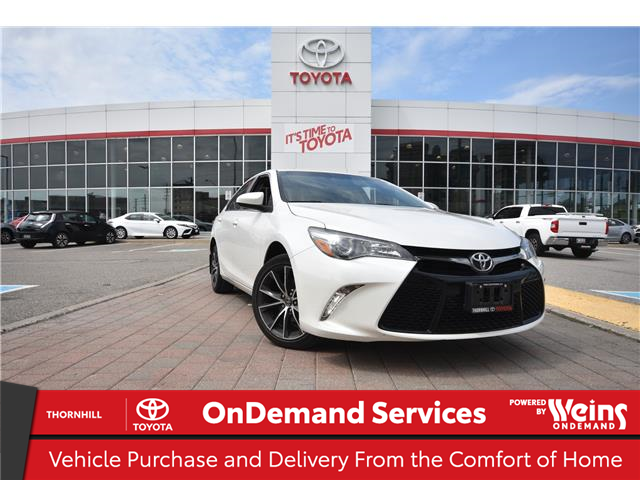 2017 Toyota Camry XSE (Stk: 311005A) in Concord - Image 1 of 1