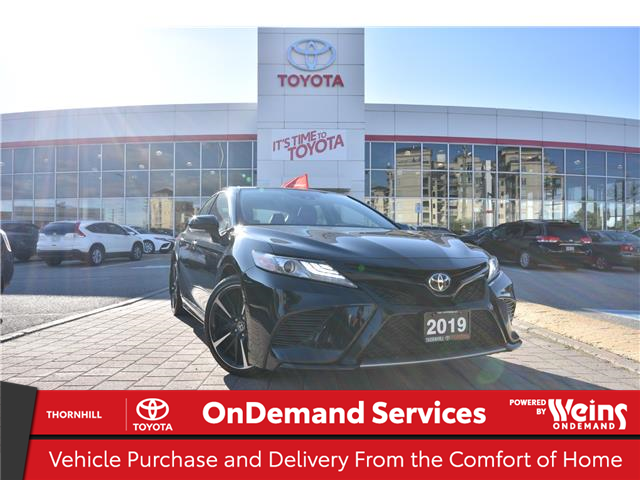 2017 Toyota Camry LE (Stk: 12100380A) in Concord - Image 1 of 1