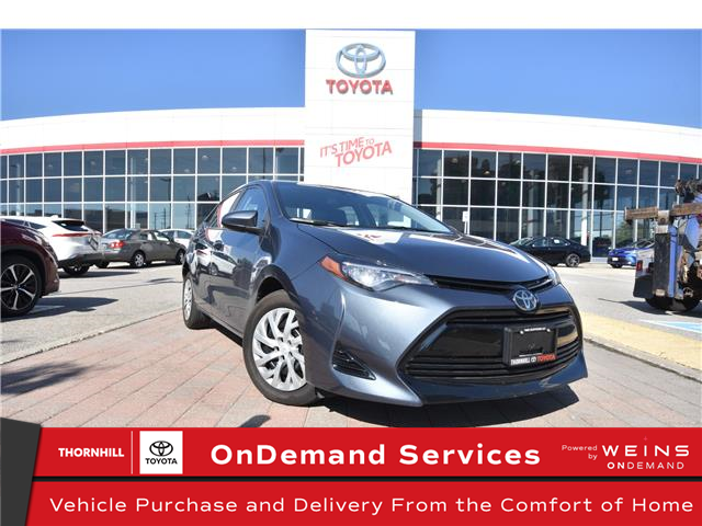 2017 Toyota Corolla LE (Stk: 12100428A) in Concord - Image 1 of 1