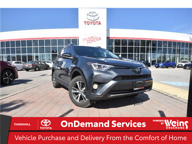 2018 Toyota RAV4 XLE (Stk: 12100368A) in Concord - Image 1 of 1
