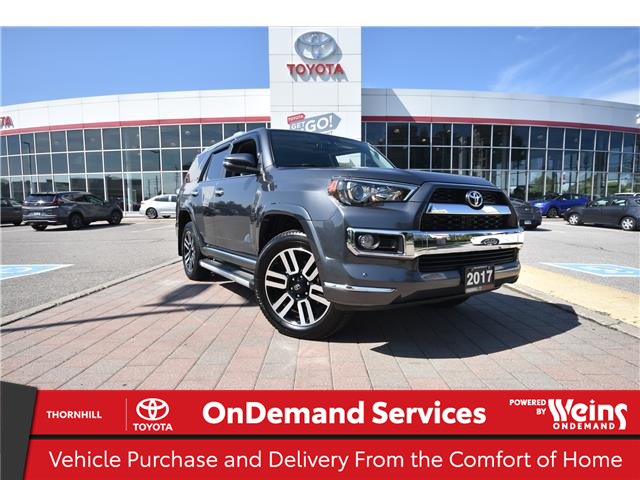 2017 Toyota 4Runner SR5 (Stk: 310846A) in Concord - Image 1 of 1