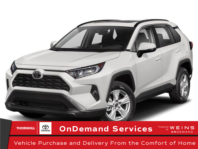 2021 Toyota RAV4 XLE (Stk: 12100413A) in Concord - Image 1 of 9