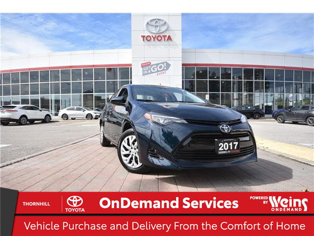 2017 Toyota Corolla LE (Stk: 12100488A) in Concord - Image 1 of 1