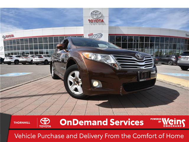 2012 Toyota Venza Base (Stk: 310908A) in Concord - Image 1 of 1
