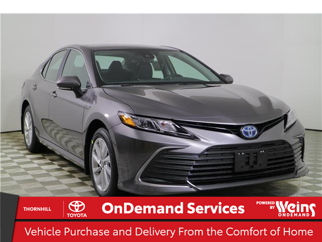 2021 Toyota Camry Hybrid LE (Stk: 300745) in Concord - Image 1 of 24