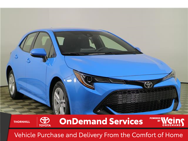 2021 Toyota Corolla Hatchback Base (Stk: 310986) in Concord - Image 1 of 23