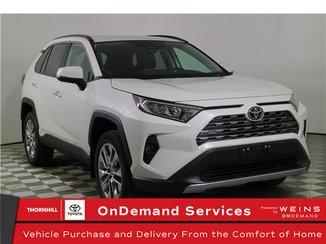 2021 Toyota RAV4 Limited (Stk: 310657) in Concord - Image 1 of 27