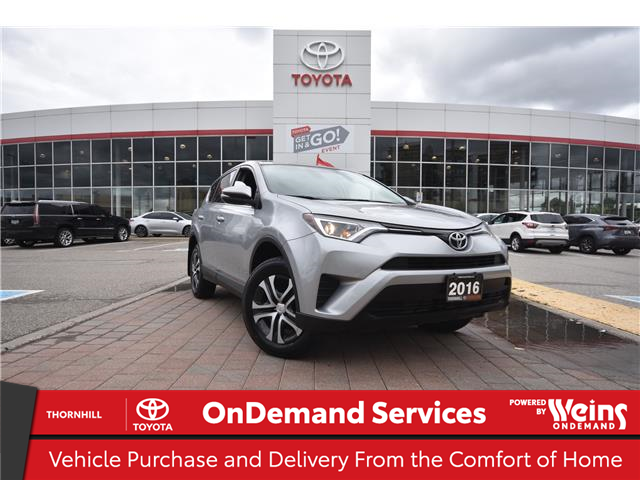 2016 Toyota RAV4 LE (Stk: 12100460A) in Concord - Image 1 of 23