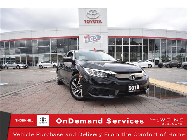 2018 Honda Civic EX (Stk: 12100363A) in Concord - Image 1 of 25