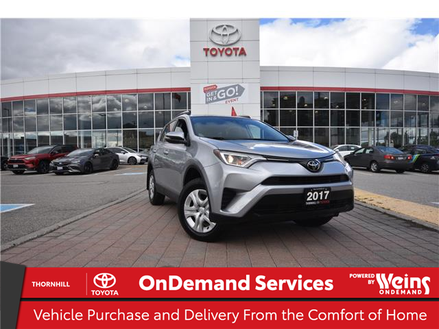 2017 Toyota RAV4 LE (Stk: 12100370A) in Concord - Image 1 of 24