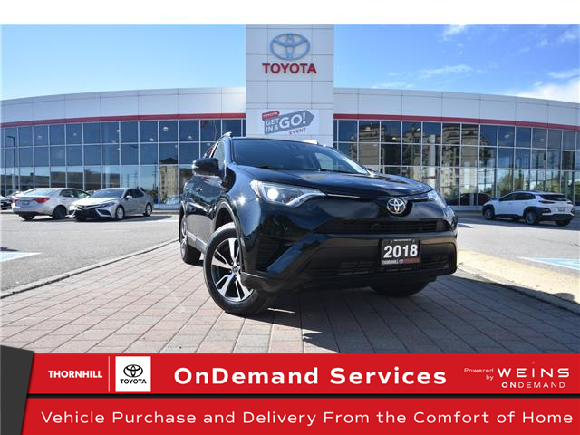 2018 Toyota RAV4 LE (Stk: 12100384A) in Concord - Image 1 of 24