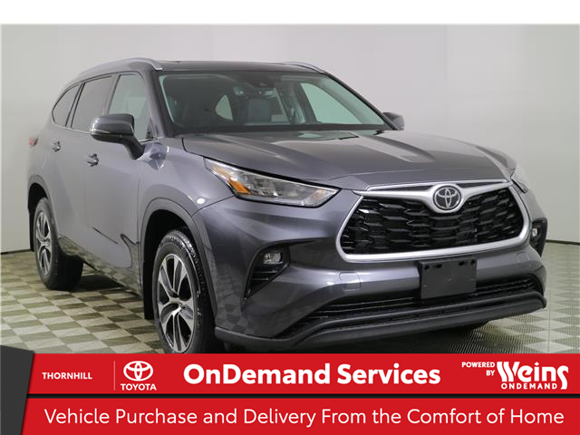 2021 Toyota Highlander XLE (Stk: 12100579) in Concord - Image 1 of 30