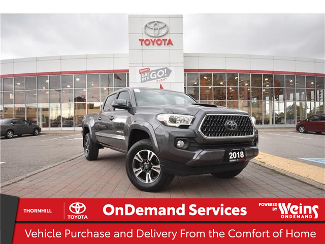 2018 Toyota Tacoma TRD Sport (Stk: 12100472A) in Concord - Image 1 of 26