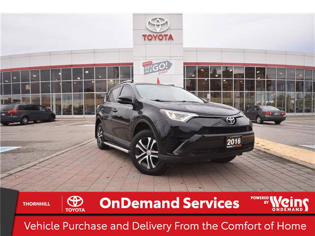 2016 Toyota RAV4 LE (Stk: 12100559A) in Concord - Image 1 of 1