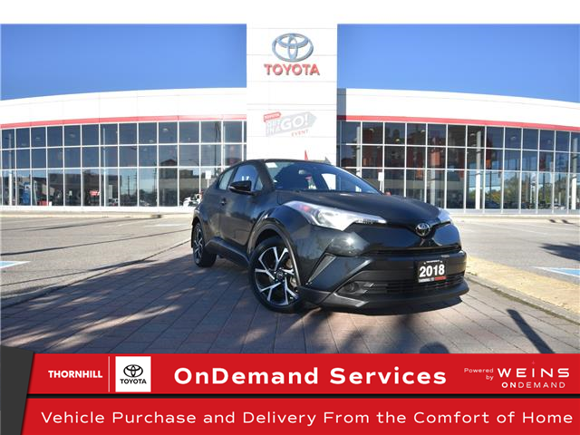 2018 Toyota C-HR XLE (Stk: 12100515AA) in Concord - Image 1 of 25
