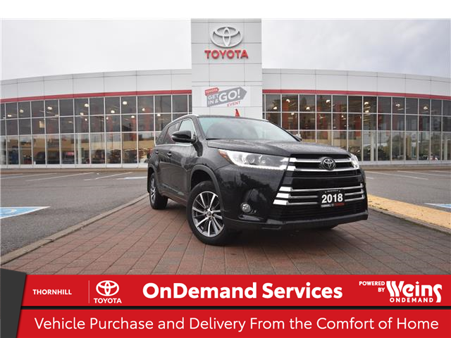 2018 Toyota Highlander LE (Stk: 12100605A) in Concord - Image 1 of 1