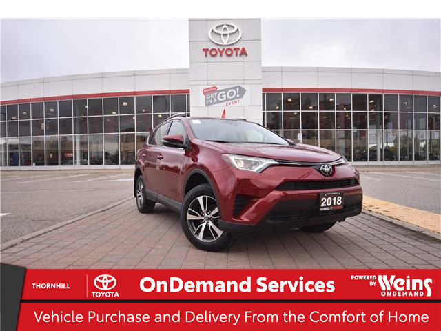 2018 Toyota RAV4 LE (Stk: 12100567A) in Concord - Image 1 of 24