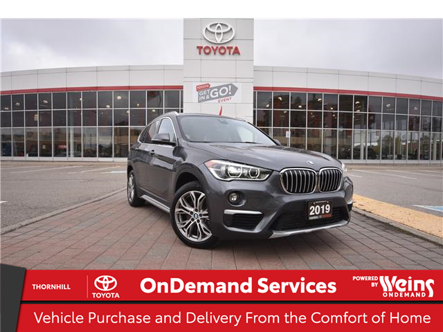 2019 BMW X1 xDrive28i (Stk: 12100563A) in Concord - Image 1 of 26
