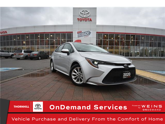 2020 Toyota Corolla LE (Stk: 12100580A) in Concord - Image 1 of 1