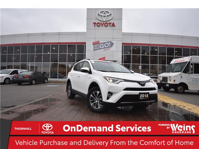 2018 Toyota RAV4 Hybrid LE+ (Stk: U4506A) in Concord - Image 1 of 26
