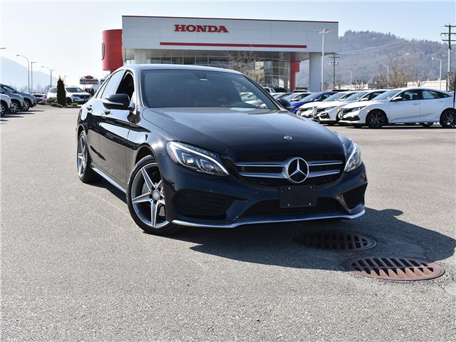 2015 Mercedes-Benz C-Class Base (Stk: 9H509A) in Chilliwack - Image 1 of 27