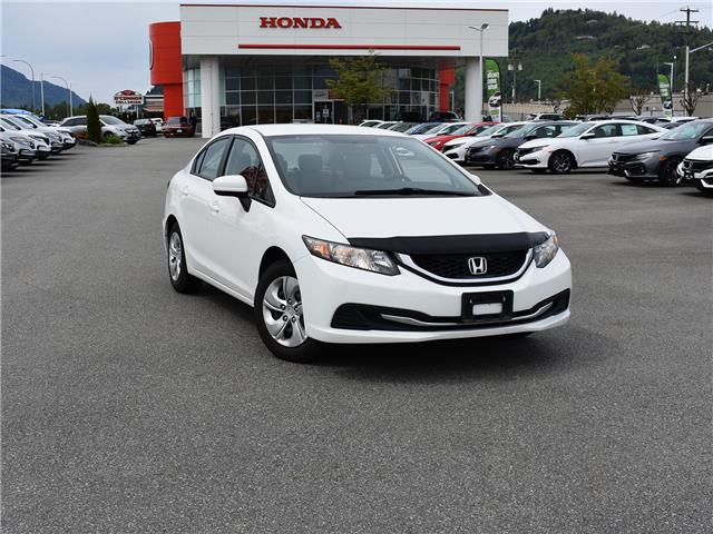 2015 Honda Civic LX (Stk: 9H514A) in Chilliwack - Image 1 of 25