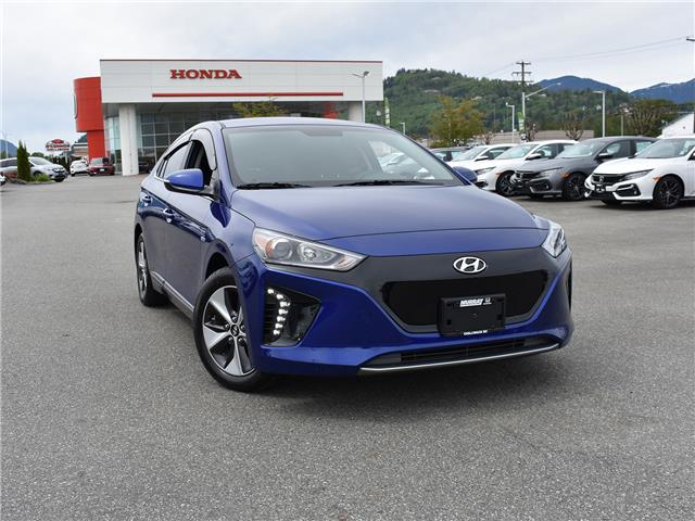2019 Hyundai Ioniq EV Preferred (Stk: P2366A) in Chilliwack - Image 1 of 28