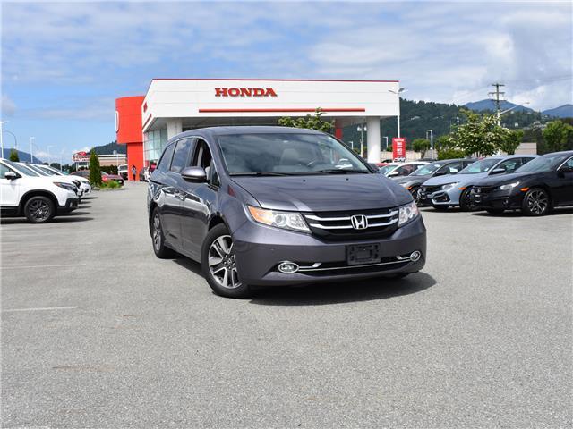 2016 Honda Odyssey Touring (Stk: P2381) in Chilliwack - Image 1 of 29