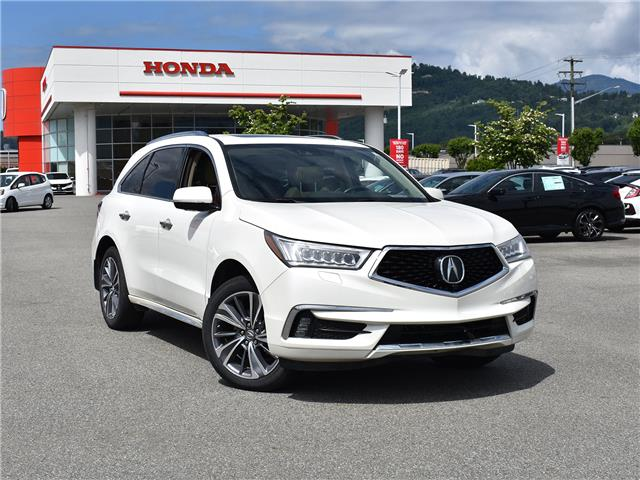 2017 Acura MDX Elite Package (Stk: P2380) in Chilliwack - Image 1 of 27