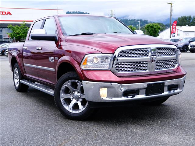 2017 RAM 1500 Laramie (Stk: P2389) in Chilliwack - Image 1 of 29