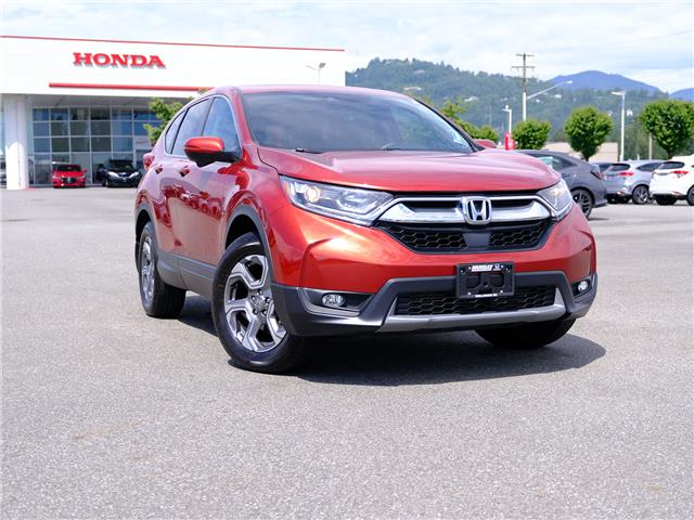 2018 Honda CR-V EX-L (Stk: P2391) in Chilliwack - Image 1 of 30