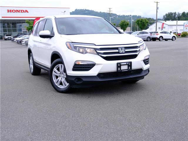 2018 Honda Pilot LX (Stk: P2392A) in Chilliwack - Image 1 of 28