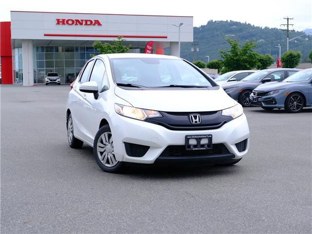 2015 Honda Fit LX (Stk: P2401) in Chilliwack - Image 1 of 28
