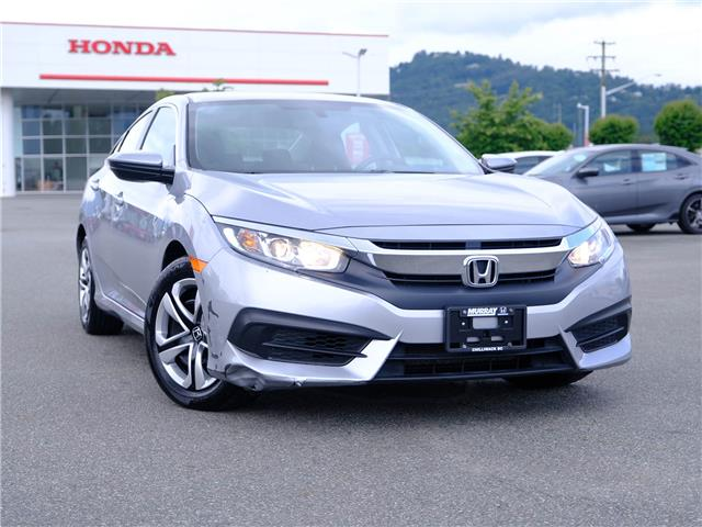 2018 Honda Civic LX (Stk: 20H202A) in Chilliwack - Image 1 of 28