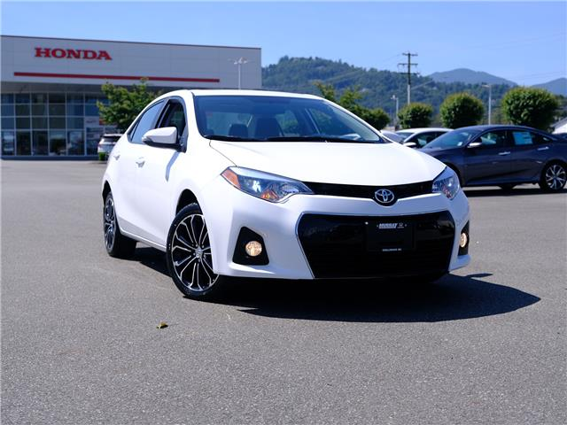 2016 Toyota Corolla S (Stk: P2409) in Chilliwack - Image 1 of 27