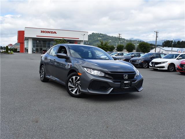 2018 Honda Civic LX (Stk: 20H179A) in Chilliwack - Image 1 of 25