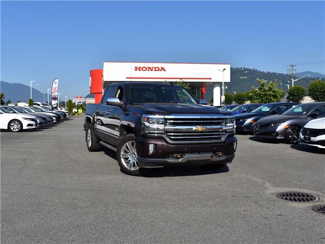 2016 Chevrolet Silverado 1500 High Country 3GCUKTEJ0GG207475 P2411 in Chilliwack