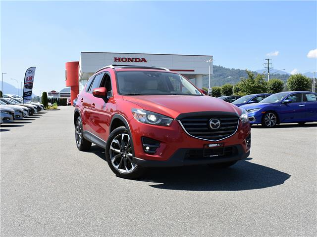 2016 Mazda CX-5 GT (Stk: 9H309B) in Chilliwack - Image 1 of 27