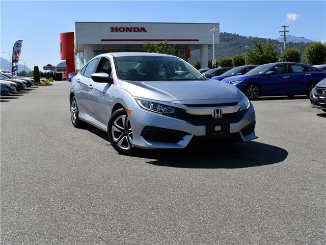 2016 Honda Civic LX (Stk: P2421) in Chilliwack - Image 1 of 24