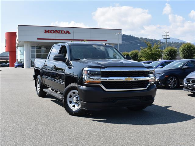 2017 Chevrolet Silverado 1500  (Stk: P2413) in Chilliwack - Image 1 of 26