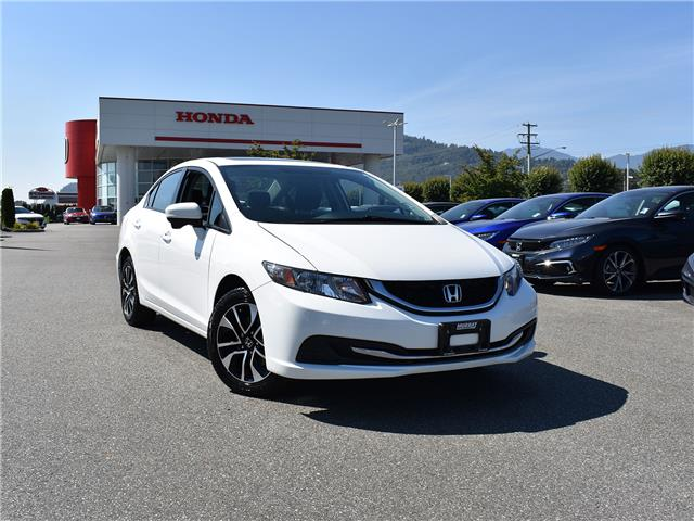 2015 Honda Civic EX (Stk: P2425) in Chilliwack - Image 1 of 23