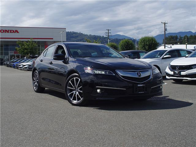 2016 Acura TLX Elite (Stk: P2428) in Chilliwack - Image 1 of 26