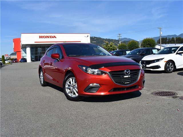2016 Mazda Mazda3 Sport GS (Stk: 20H241A) in Chilliwack - Image 1 of 26