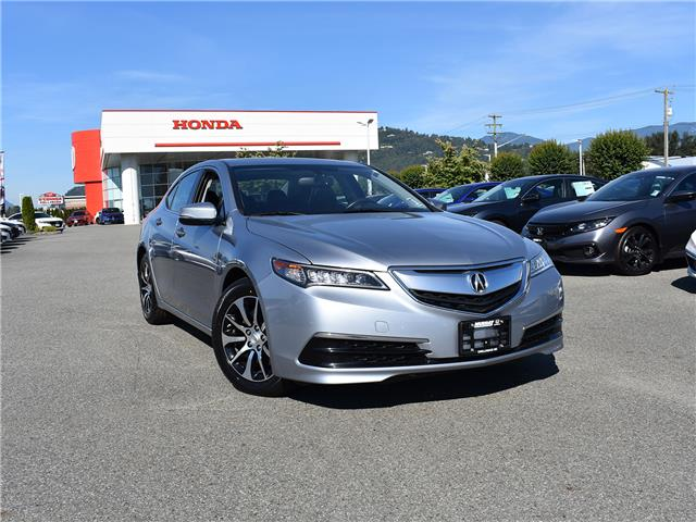 2015 Acura TLX Base (Stk: 20H217B) in Chilliwack - Image 1 of 26