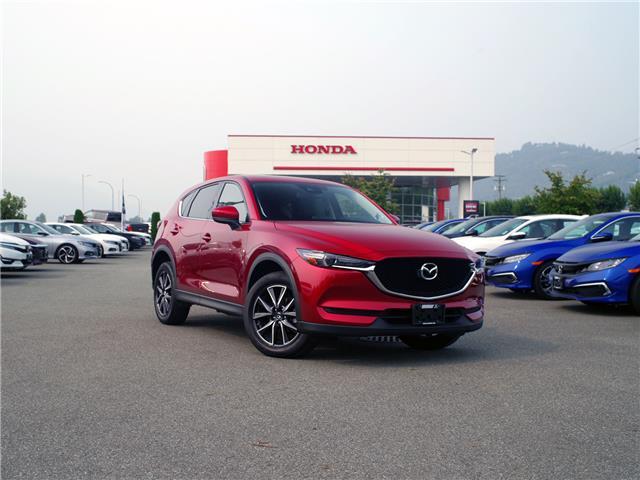 2018 Mazda CX-5 GT (Stk: P2447) in Chilliwack - Image 1 of 30