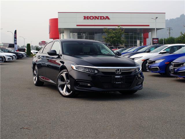 2018 Honda Accord Touring (Stk: P2448) in Chilliwack - Image 1 of 30
