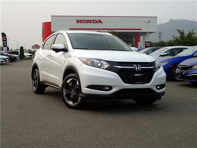 2018 Honda HR-V EX-L (Stk: 20H023A) in Chilliwack - Image 1 of 30