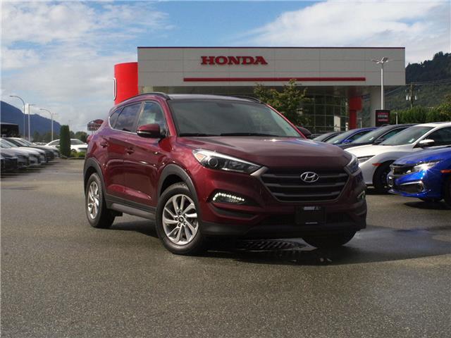 2016 Hyundai Tucson Luxury (Stk: 20H313A) in Chilliwack - Image 1 of 28