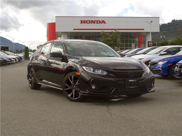 2018 Honda Civic Sport (Stk: P2446) in Chilliwack - Image 1 of 30