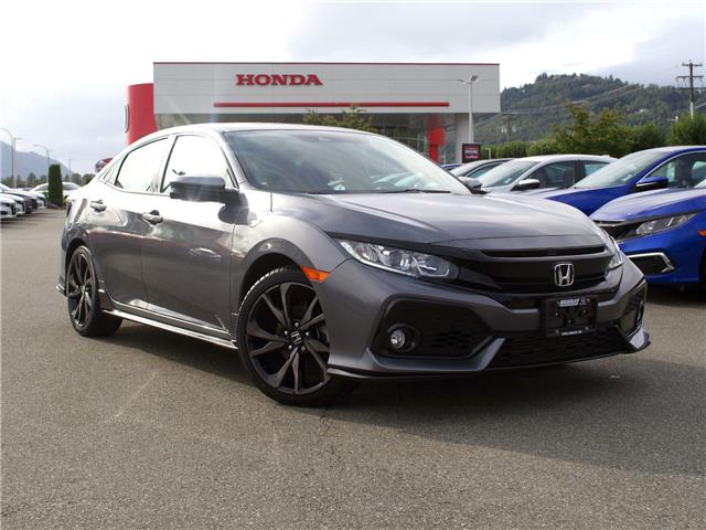 2018 Honda Civic Sport (Stk: P2451) in Chilliwack - Image 1 of 30